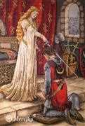 The Accolade - Merejka Cross Stitch Kit