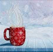 VDV Hot Coffee Embroidery Kit