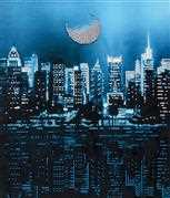 VDV Big City Lights Embroidery Kit
