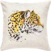 Luca-S Cheetah Pillow Cross Stitch Kit