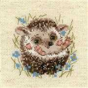 Little Hedgehog - RIOLIS Cross Stitch Kit