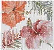 Rainbow Seeds Flowers III - DMC Cross Stitch Kit