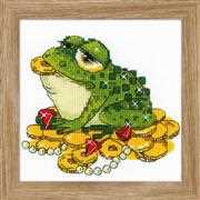 For Prosperity - RIOLIS Cross Stitch Kit