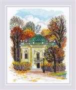 RIOLIS Kuskovo Hermitage Cross Stitch Kit