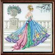 Janlynn The Ballgown Cross Stitch Kit