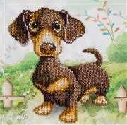 VDV Dachshund Embroidery Kit