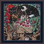 Merejka The Old Melody Cross Stitch Kit