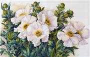 Garden Beauties - Merejka Cross Stitch Kit