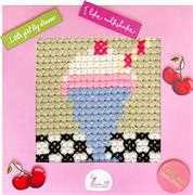 Luca-S Milkshake Cross Stitch Kit