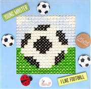 Luca-S Football Cross Stitch Kit