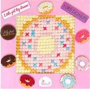 Luca-S Donut Cross Stitch Kit