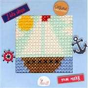 Luca-S The Boat Cross Stitch Kit