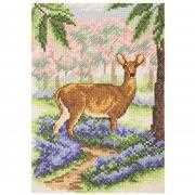 Anchor Deer Cross Stitch Kit