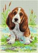 RIOLIS Basset Hound Puppy Craft Kit