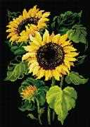 RIOLIS Sunflowers Craft Kit