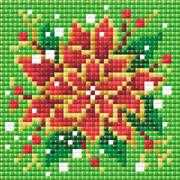 RIOLIS Poinsettia Craft Kit