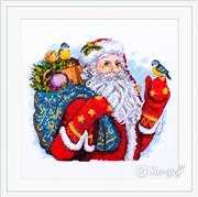 Merry Christmas - Merejka Cross Stitch Kit