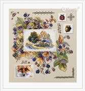 Autumn Sampler - Merejka Cross Stitch Kit