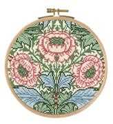 Myrtle - DMC Cross Stitch Kit