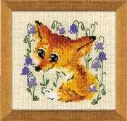 Little Fox - RIOLIS Cross Stitch Kit