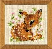 Little Deer - RIOLIS Cross Stitch Kit