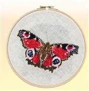 Pako Butterfly Cross Stitch Kit
