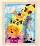 Animals - Pako Cross Stitch Kit