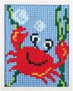 Crab - Pako Cross Stitch Kit