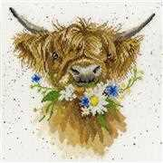Daisy Coo - Bothy Threads Cross Stitch Kit