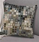 Pixel Cushion - Blue - Permin Cross Stitch Kit