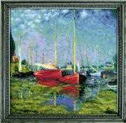 RIOLIS Argenteuil - Monet Cross Stitch Kit