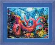 RIOLIS The Underwater Kingdom Cross Stitch Kit