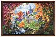 Janlynn Chapel of Hope Cross Stitch Kit