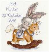 Rock a Bye Bunny - Bothy Threads Cross Stitch Kit