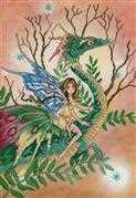 Dragon Fae - Bothy Threads Cross Stitch Kit