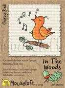 Mouseloft Chirpy Bird Cross Stitch Kit