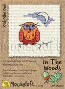 Mouseloft Old Ollie Owl Cross Stitch Kit