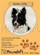 Mouseloft Border Collie Cross Stitch Kit
