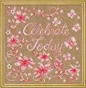 Celebrate - Design Works Crafts Cross Stitch Kit