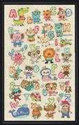 Cute Animals ABC - Design Works Crafts Cross Stitch Kit