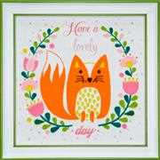 VDV Lovely Day Embroidery Kit