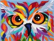 VDV Owl Embroidery Kit
