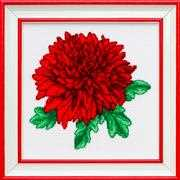 Chyrsanthemum - VDV Cross Stitch Kit