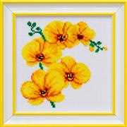 Orchid - VDV Cross Stitch Kit