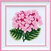 Hydrangea - VDV Cross Stitch Kit