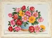 VDV The Colours of Spring Cross Stitch Kit