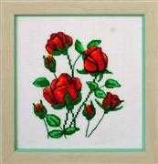 Roses - VDV Cross Stitch Kit