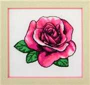 Rose - VDV Cross Stitch Kit