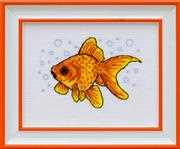 Goldfish - VDV Cross Stitch Kit