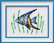 Little Fish - VDV Cross Stitch Kit